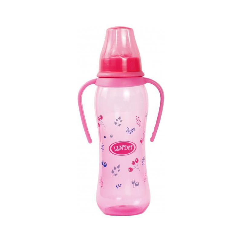 """Бутылочка для кормления (розовый) LI 135 купить в магазине """"Пустун"""""""