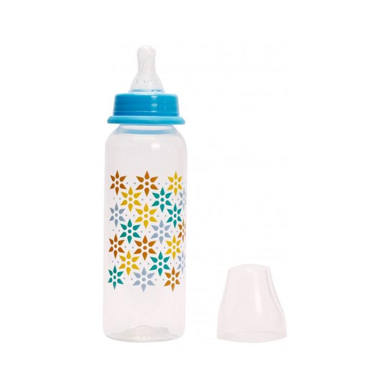 """Бутылочка для кормления (синий) Pk 054*/S купить в магазине """"Пустун"""""""