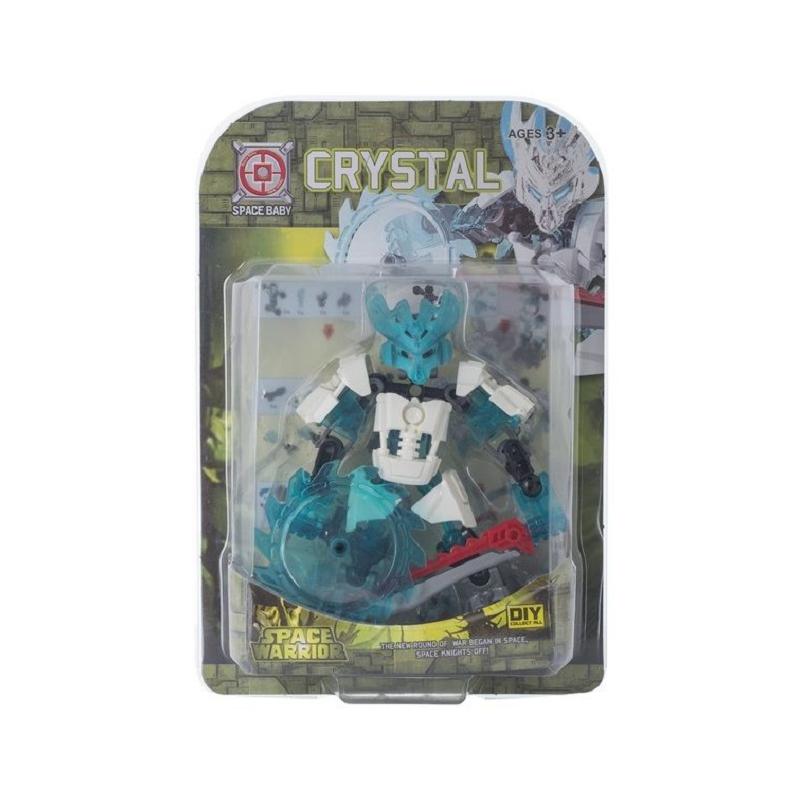 """Игрушечный набор """"Space Baby. Space Warrior"""" (Crystal) SB1080 купить в магазине """"Пустун"""""""