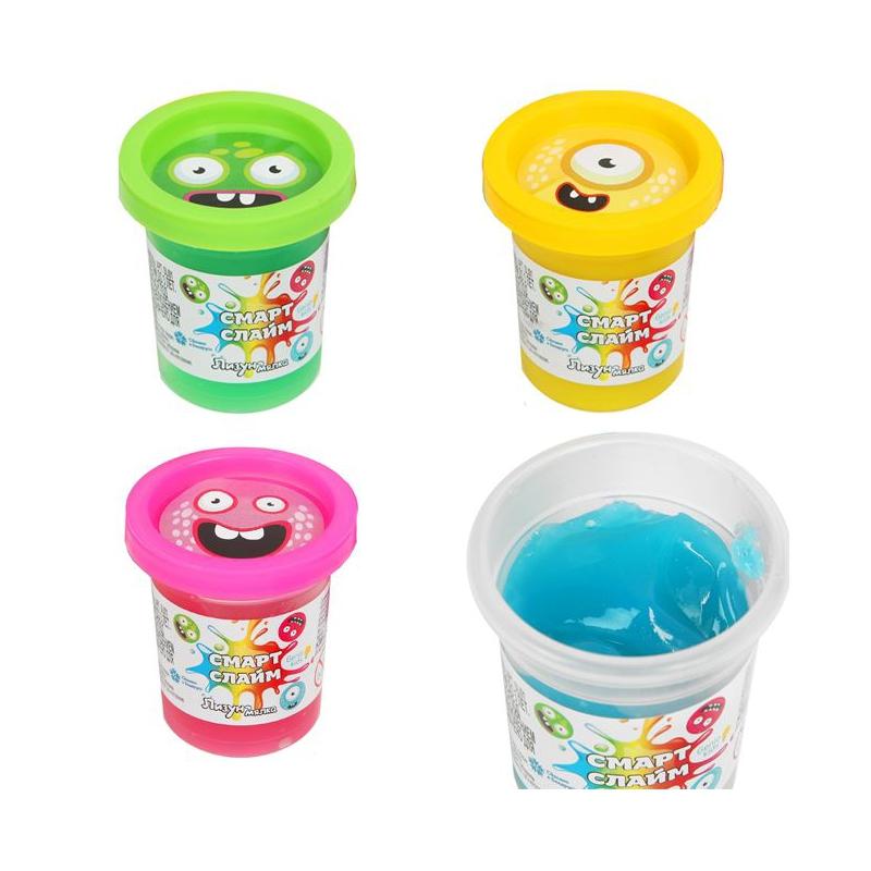 "Лизун мялка Smart Slime купить в магазине ""Пустун"""