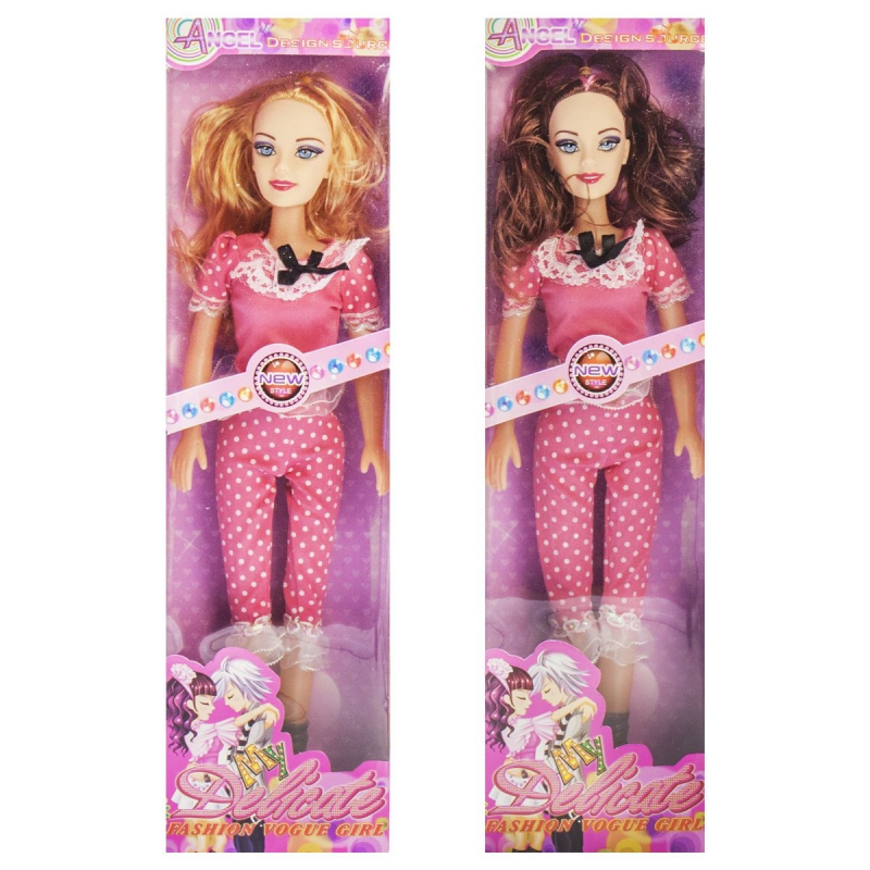 """Кукла большая, 45 см (в пижаме) купить в магазине """"Пустун"""""""