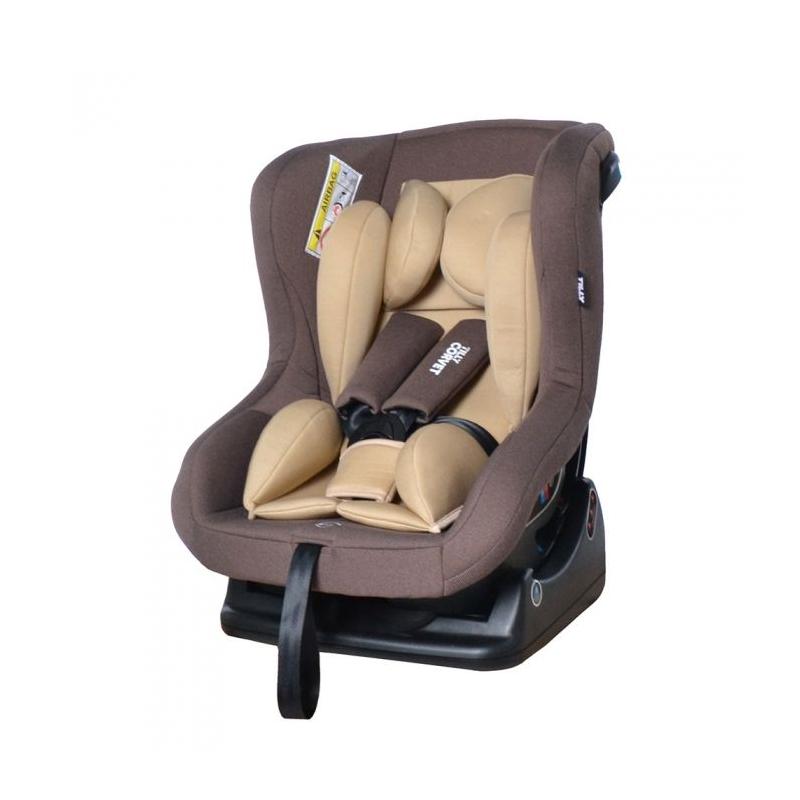 """Автокресло """"Corvet"""" (коричневый) T-521/3 Brown купить в магазине """"Пустун"""""""