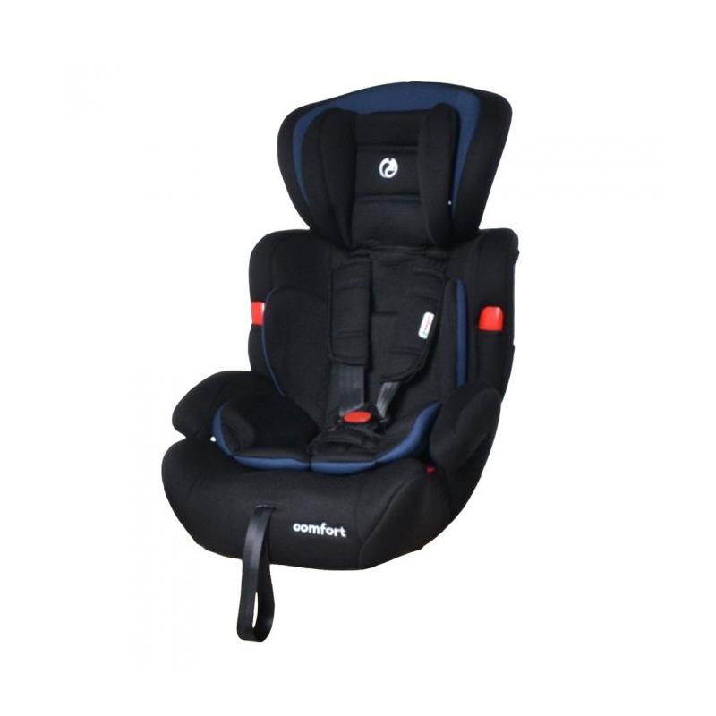 """Автокресло BABYCARE Comfort синий BC-11901/1 Blue купить в магазине """"Пустун"""""""
