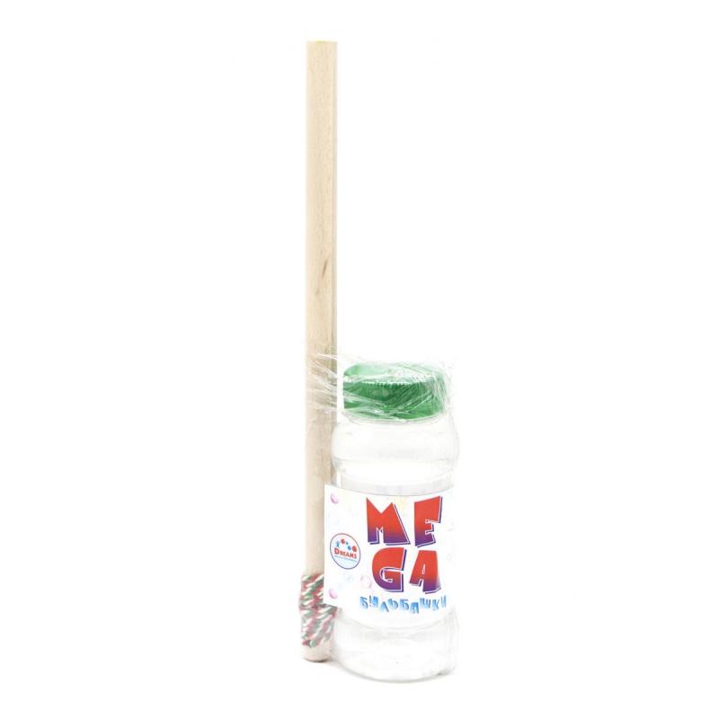 """Жидкость для мыльных пузырей """"Мега"""", 150 мл НМегаЗап купить в магазине """"Пустун"""""""