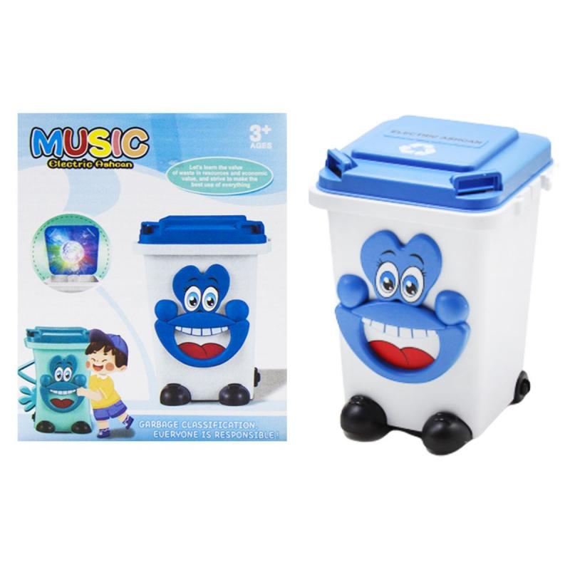 """Музыкальный мини контейнер синий купить в магазине """"Пустун"""""""