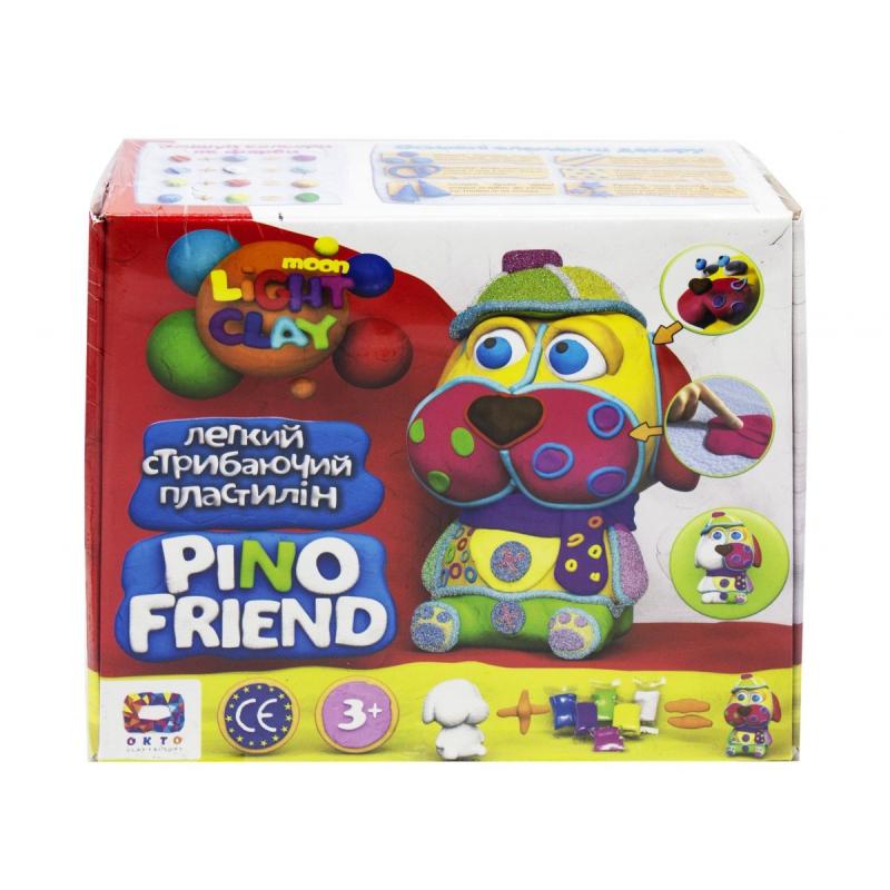 """Набор для лепки """"Pino Friend: Собачка Фред"""" 70035 купить в магазине """"Пустун"""""""