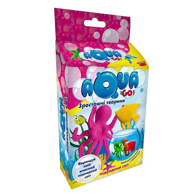 """Набор растушек """"Aqua Go: Подводный мир"""" (рус) 30360 купить в магазине """"Пустун"""""""