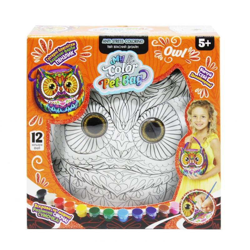 "Креативна творчість My Color Pet-Bag 01-01U CPB-01-01U купить в магазине ""Пустун"""