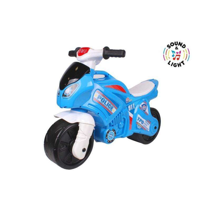 """Игрушка """"Мотоцикл"""" синий 6467 купить в магазине """"Пустун"""""""