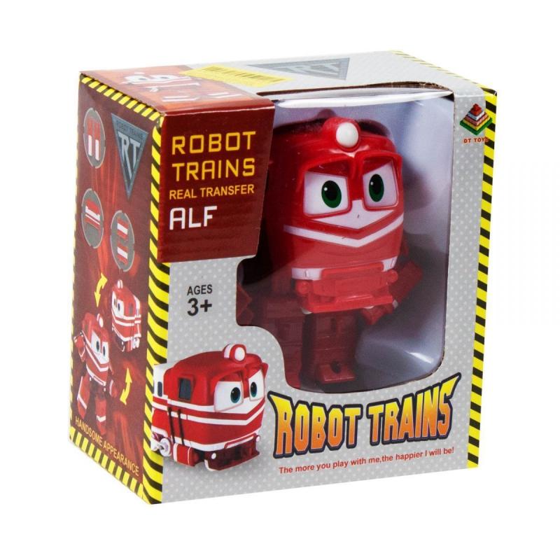 """Трансформер """"Robot Trains: Alf"""" DT005 купить в магазине """"Пустун"""""""