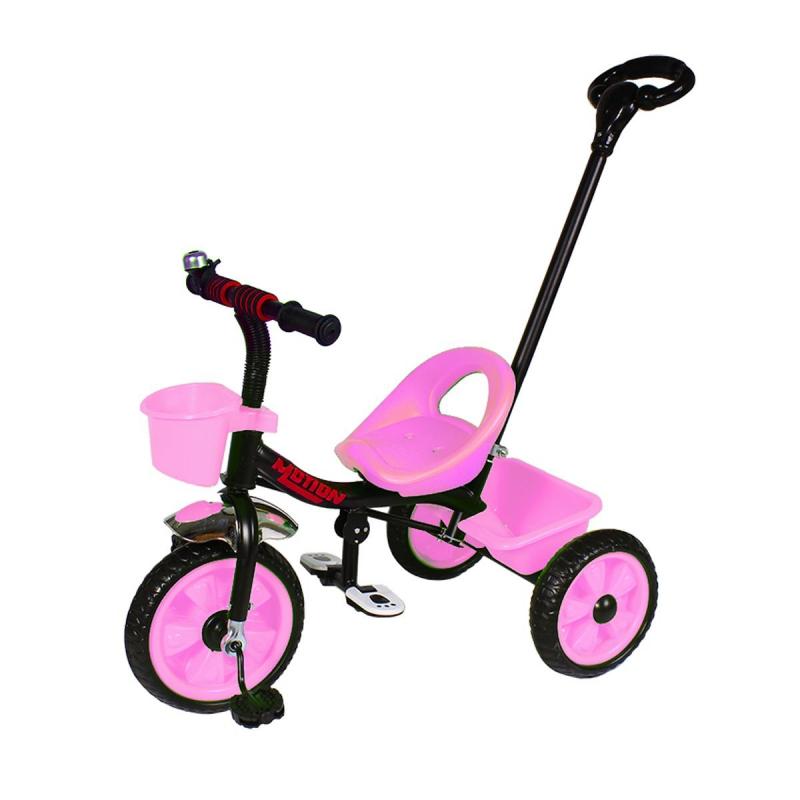 """Велосипед трехколесный """"Motion"""" розовый T-320 MOTION купить в магазине """"Пустун"""""""
