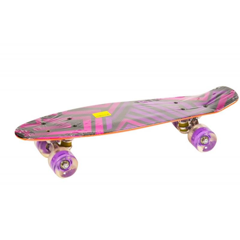 """Пенни Борд (фиолетовый) S99160 купить в магазине """"Пустун"""""""