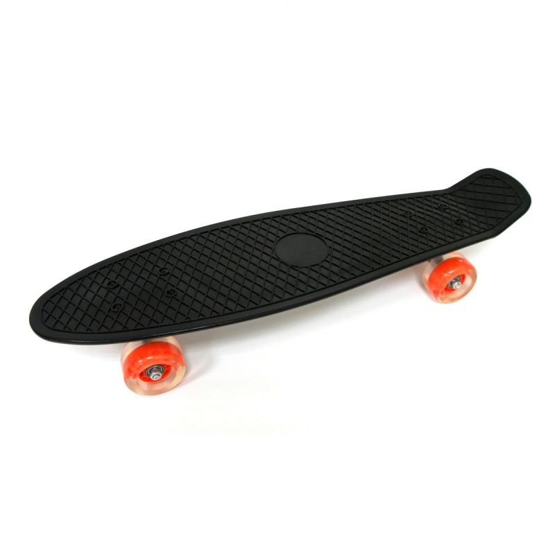 """Скейт черный BT-YSB-0060 купить в магазине """"Пустун"""""""