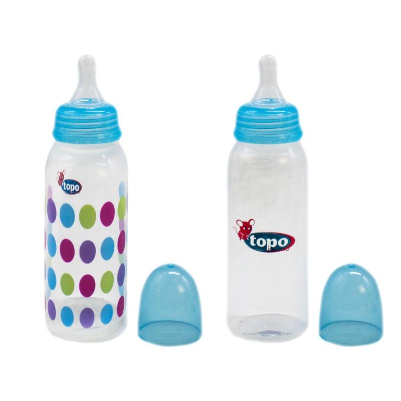 """Бутылочка для кормления (синий) T001 купить в магазине """"Пустун"""""""