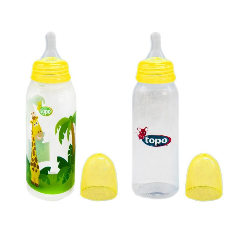 """Бутылочка для кормления (желтый) T001 купить в магазине """"Пустун"""""""