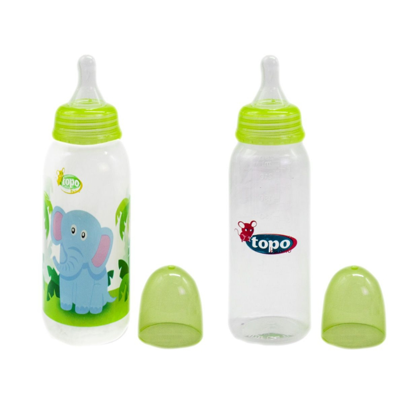 """Бутылочка для кормления (зеленый) T001 купить в магазине """"Пустун"""""""