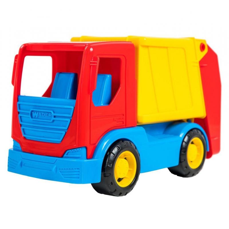 """Машинка (грузовик) Tech Truck мусоровоз 39475 купить в магазине """"Пустун"""""""