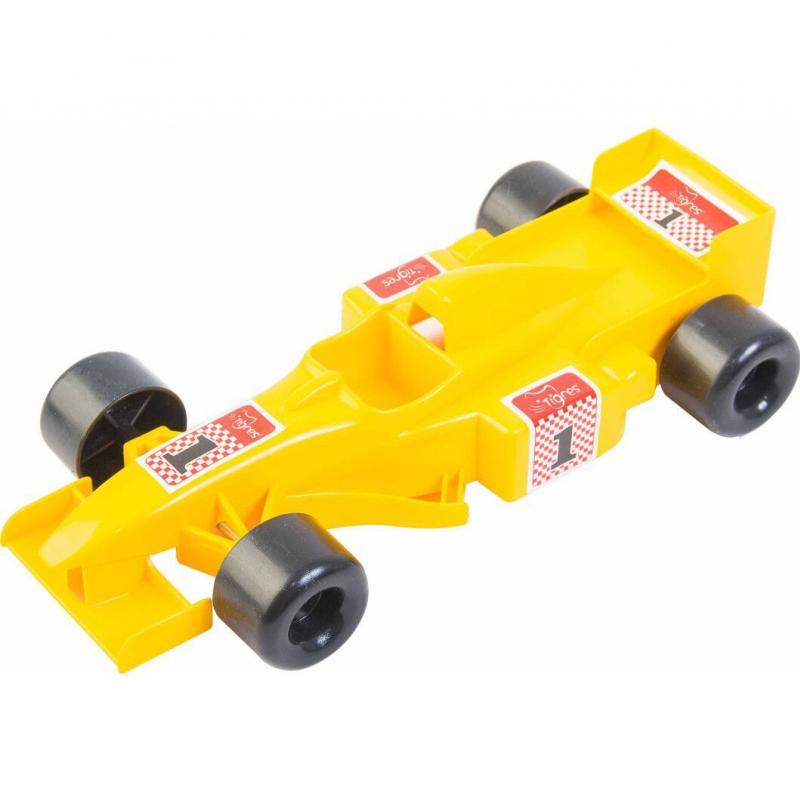 """Авто Формула, Wader жёлтая 39216 купить в магазине """"Пустун"""" Фото 2"""