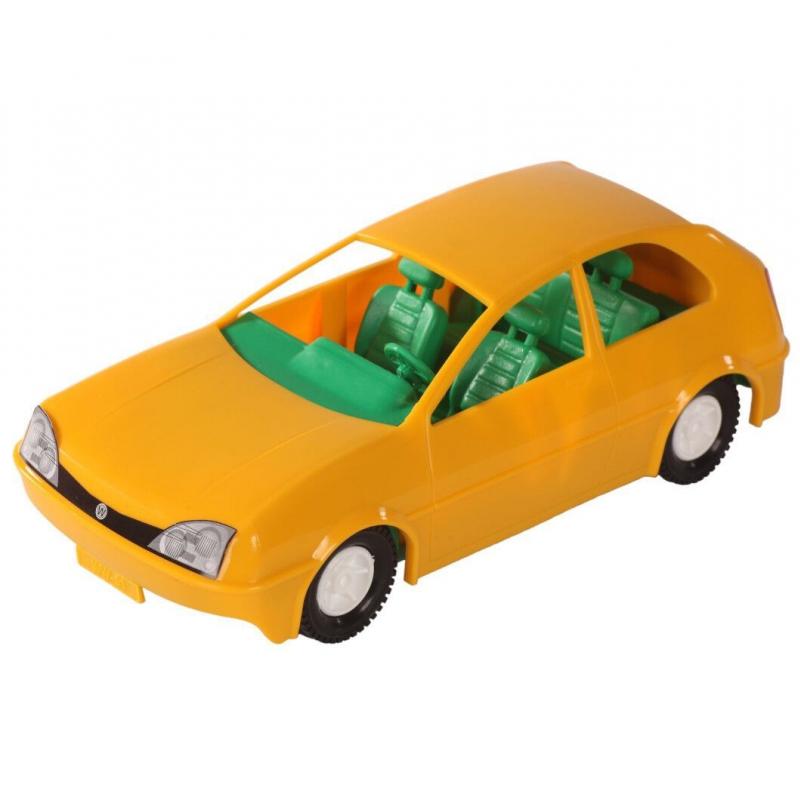 """Авто-купе, Wader жёлтая 39001 купить в магазине """"Пустун"""""""