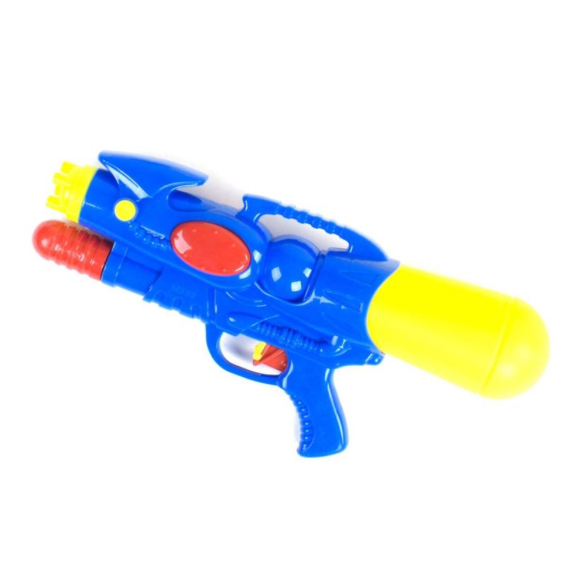 """Водный пистолет синий M999 купить в магазине """"Пустун"""""""
