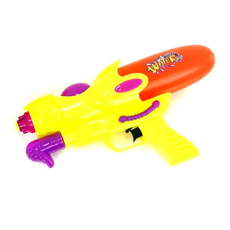 """Водный пистолет желтый A114 купить в магазине """"Пустун"""""""