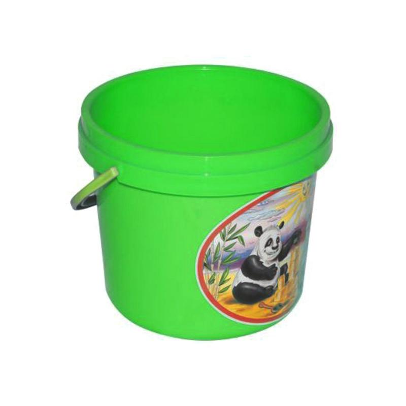 """Ведёрко для песка зеленый 0521 купить в магазине """"Пустун"""""""