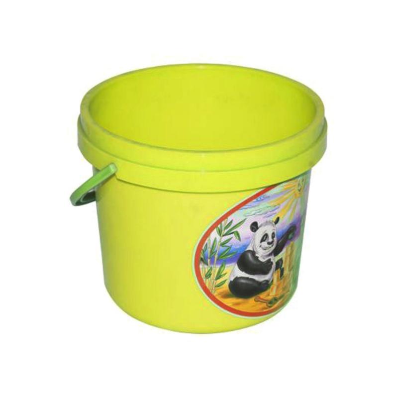 """Ведёрко для песка желтый 0521 купить в магазине """"Пустун"""" Фото 2"""