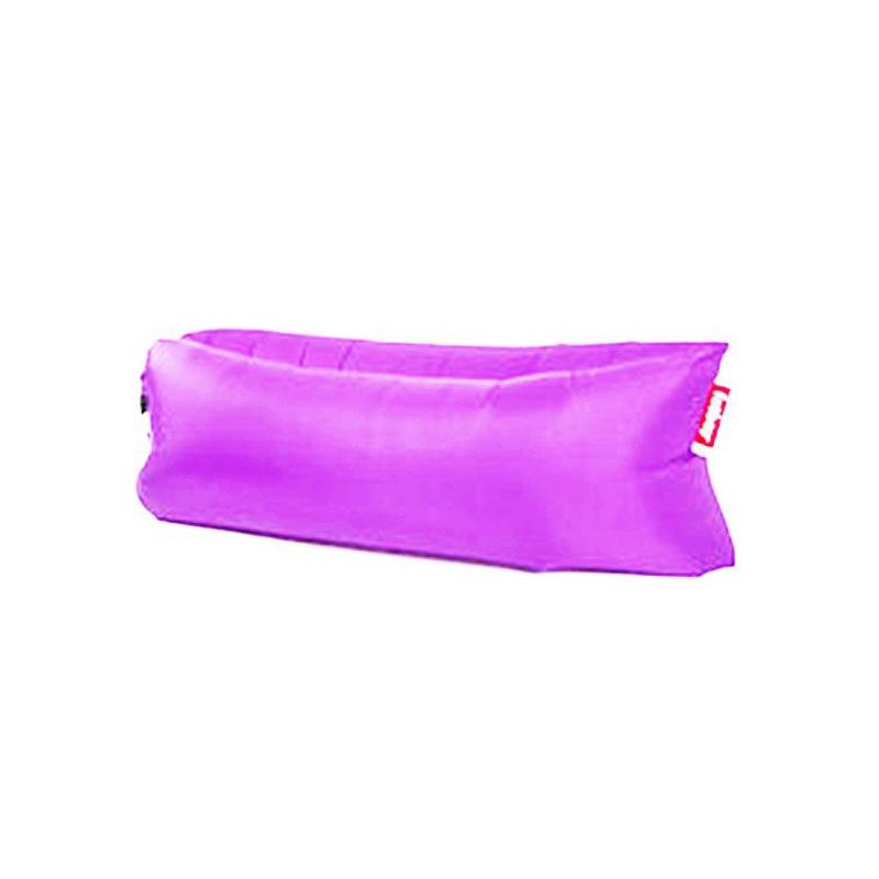 """Надувной диван Ламзак розовый BT-IG-0033 купить в магазине """"Пустун"""""""