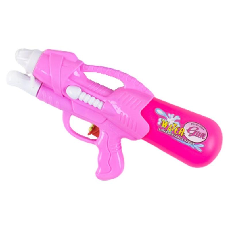 """Водный пистолет Shoot Game, 29 см, розовый M373F купить в магазине """"Пустун"""""""