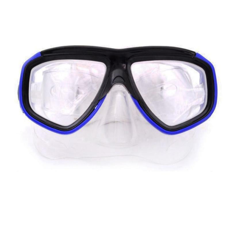 "Маска для плавания Dive Series, синий 0805B купить в магазине ""Пустун"""