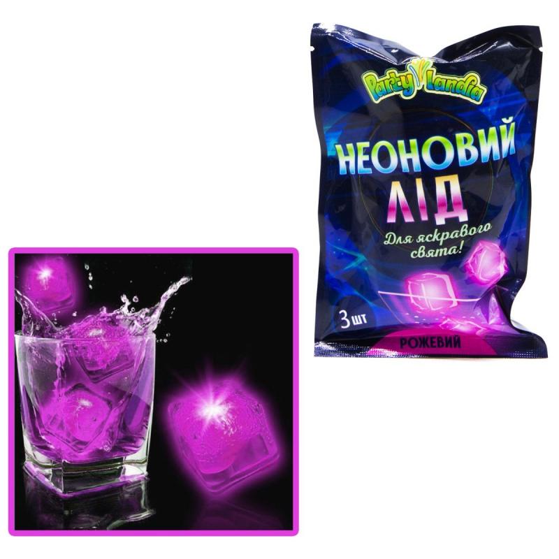 """Неоновый лед, розовый PL111 купить в магазине """"Пустун"""""""