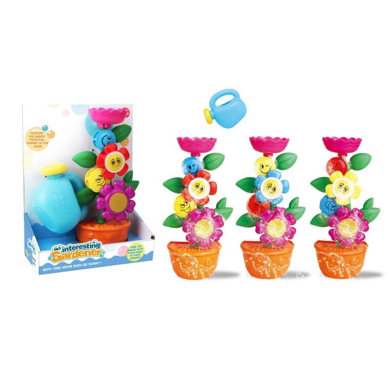 """[9909] Набір для гри у воді  квітка купить в магазине """"Пустун"""""""