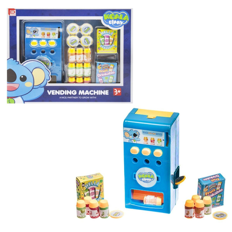 """[FDE510] Торговий автомат, працює від батарей купить в магазине """"Пустун"""""""