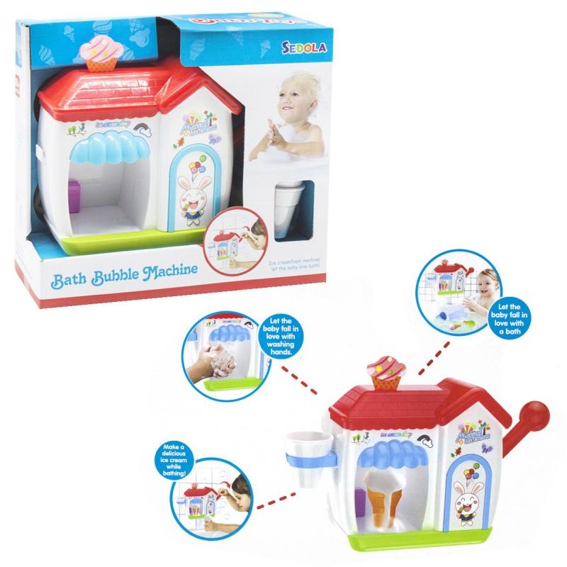 """Игрушка для ванной Bath Bubble Machine HC277383 купить в магазине """"Пустун"""""""