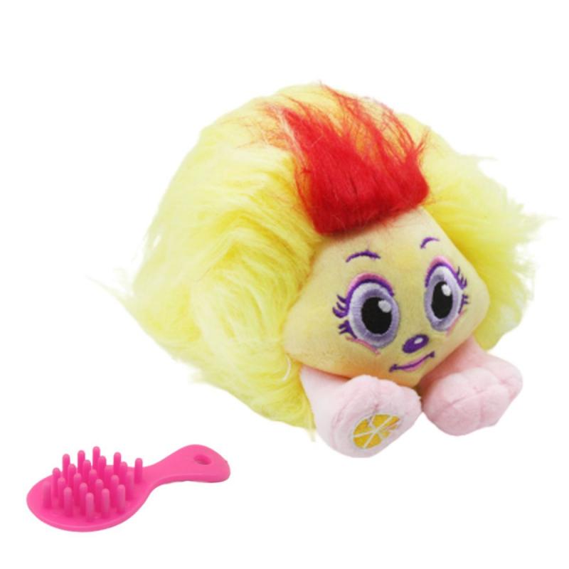 """Мягкая игрушка """"Пушистик"""", желтый C43966 купить в магазине """"Пустун"""""""