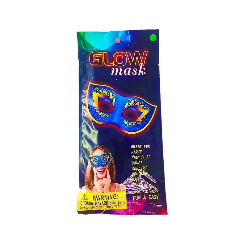 """Неоновая маска """"Glow Mask: Маскарад"""" GlowMask1 купить в магазине """"Пустун"""""""