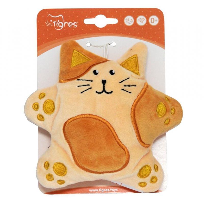 """Мягкая игрушка TIGRES Лучший друг. Котик (ІГ-0074) купить в магазине """"Пустун"""""""