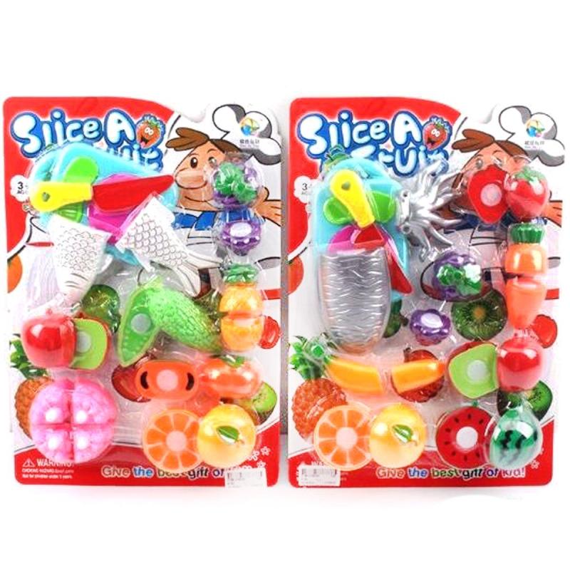 """Набор продуктов """"Slice a fruit"""" 416Z купить в магазине """"Пустун"""""""