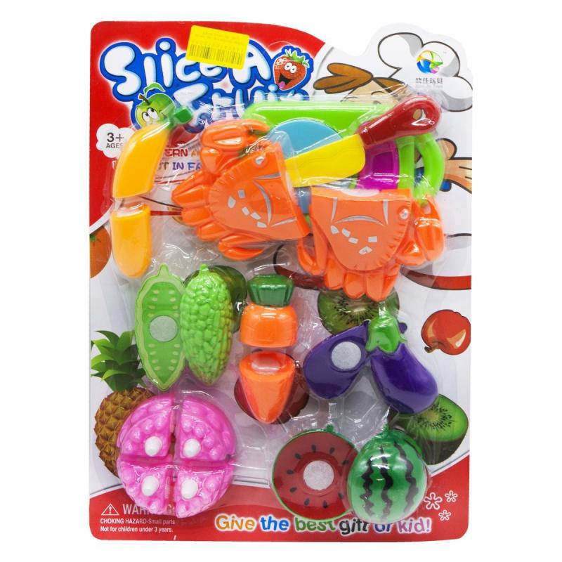 """Набор продуктов """"Slice a fruit: Crab"""" 416Y купить в магазине """"Пустун"""""""
