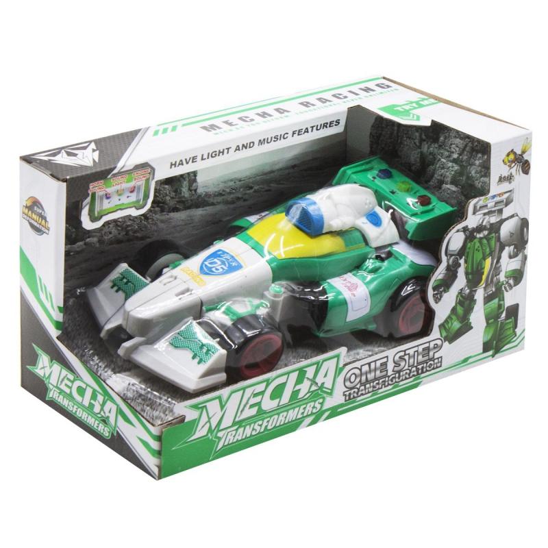 """Трансформер Mecha: Машина зеленый D622H044A/D622H045 купить в магазине """"Пустун"""""""