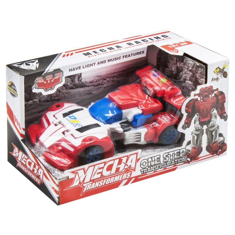 """Трансформер Mecha: Машина красный D622H044A/D622H045 купить в магазине """"Пустун"""""""