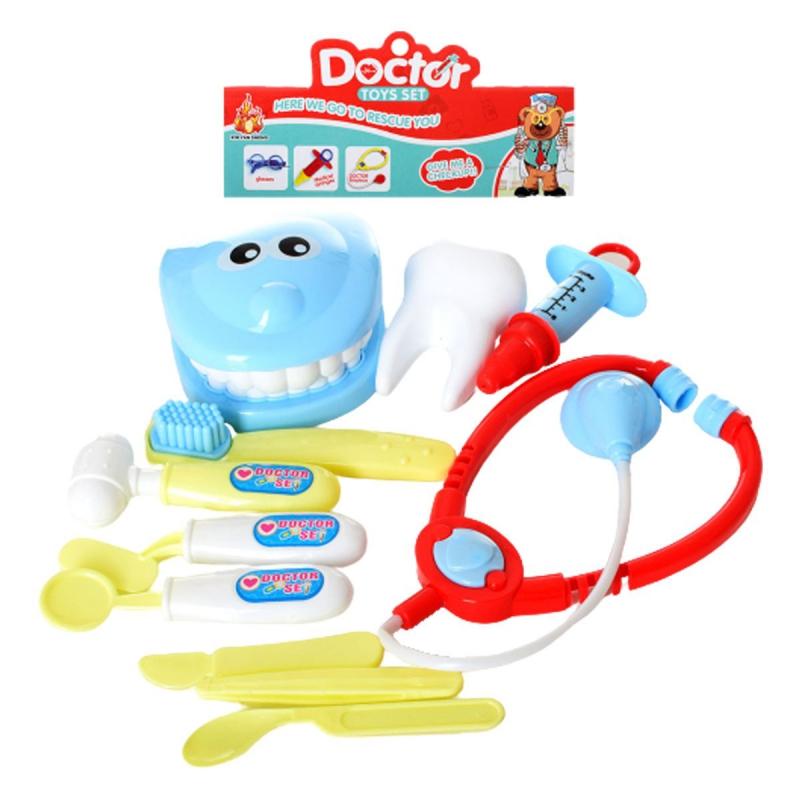 """Докторский набор """"Стоматолог"""" 887-6 купить в магазине """"Пустун"""""""