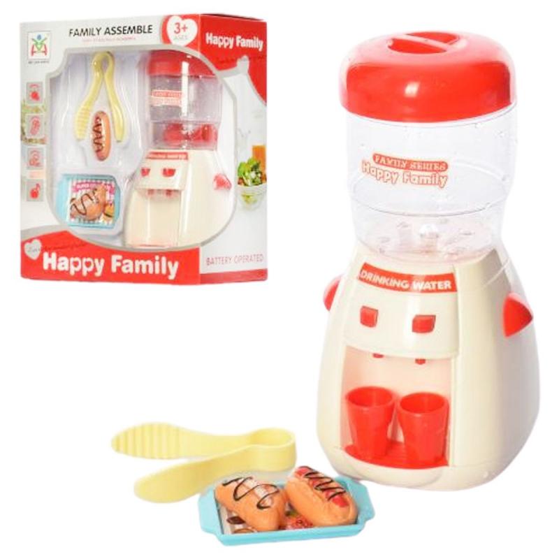 """Игрушечный кулер для воды """"Happy Family"""" LS820K36 купить в магазине """"Пустун"""""""