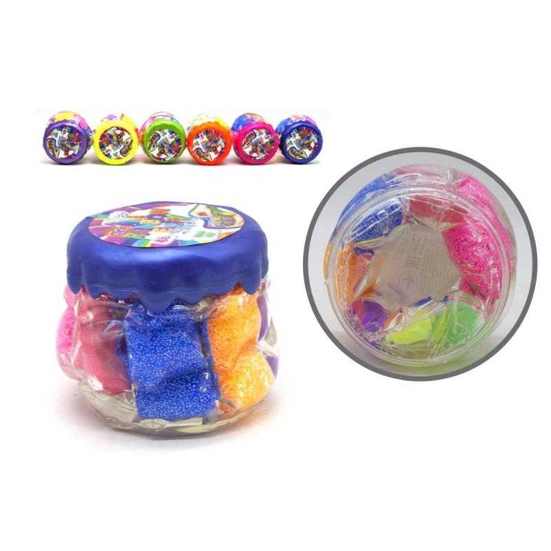 """Набор """"Rainbow Fluffy Slime"""" RFS-01-01U купить в магазине """"Пустун"""""""