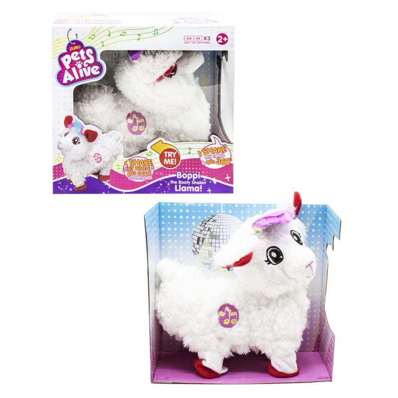 """Интерактивная игрушка """"Танцующая лама"""" 94659 купить в магазине """"Пустун"""""""