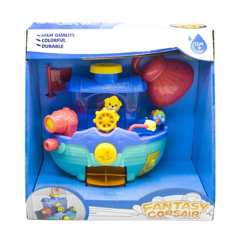 """Игрушка для ванной """"Кораблик"""" HC214956 купить в магазине """"Пустун"""""""