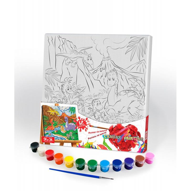 """Роспись на холсте """"Canvas Painting"""" PX-05-04 купить в магазине """"Пустун"""""""
