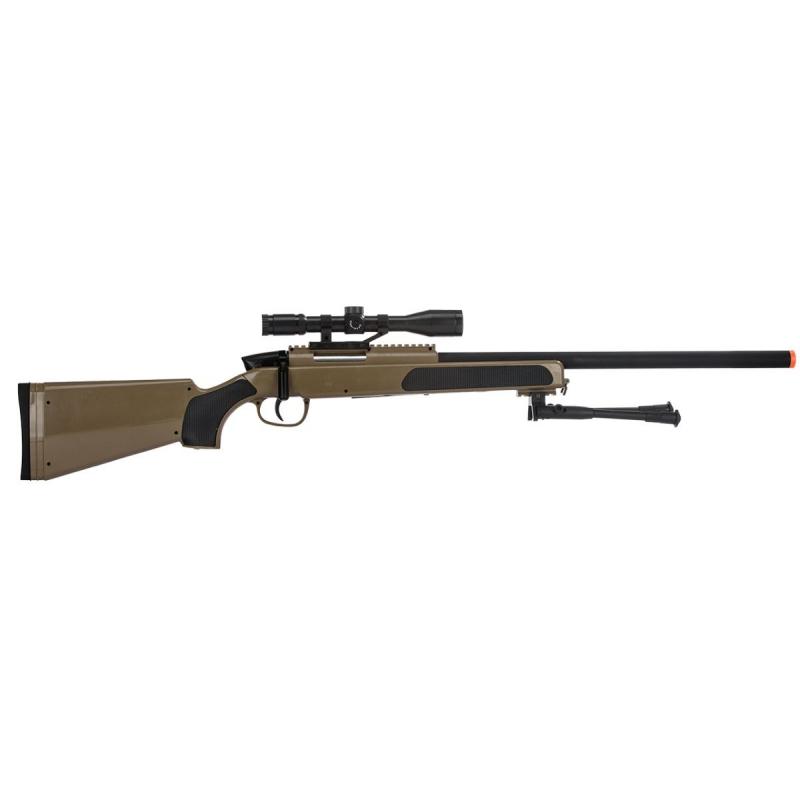 "Винтовка ""Airsoft Gun"" ZM51G/ZM51T купить в магазине ""Пустун"""