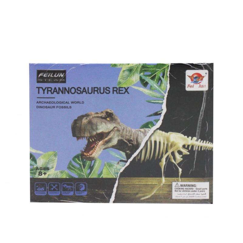 """Набор для проведения раскопок """"Tyrannosaurus Rex"""" FK213A/216A/217A/211 купить в магазине """"Пустун"""""""