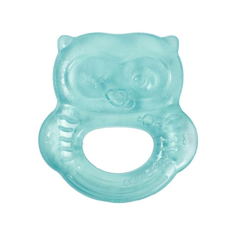 """Прорезыватель для зубов, с водой """"Сова"""" (бирюзовый) LI 318 купить в магазине """"Пустун"""""""